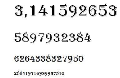 Numero pi